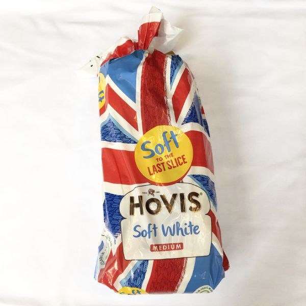 Hovis White Bread Medium Cut